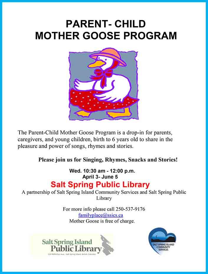 Parent-Child Mother Goose