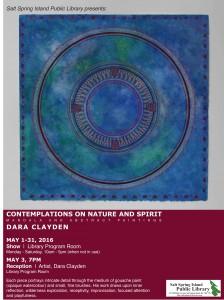 Art Talk - Clayden May 2016