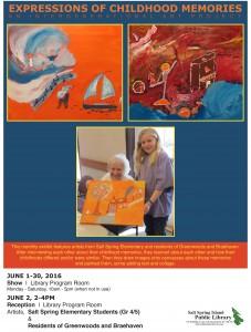 Art Talk - Expressions June 2016
