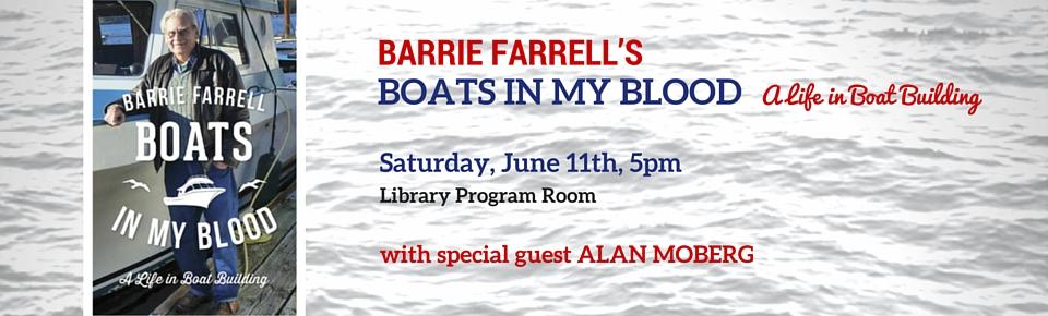 Barrie Farrell