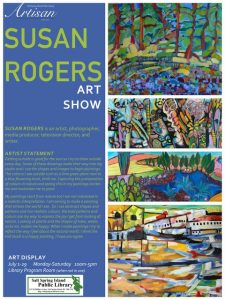susan rogers poster