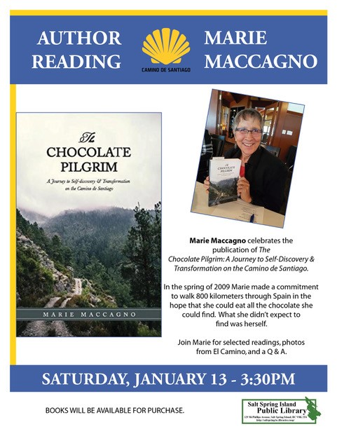 Marie Maccagno @ Library Program Room