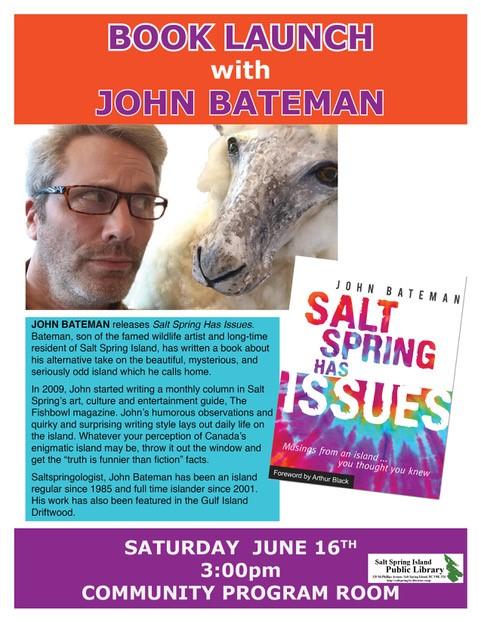 Bateman June 2018