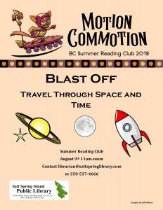 Summer Reading Club @ Community Program Room