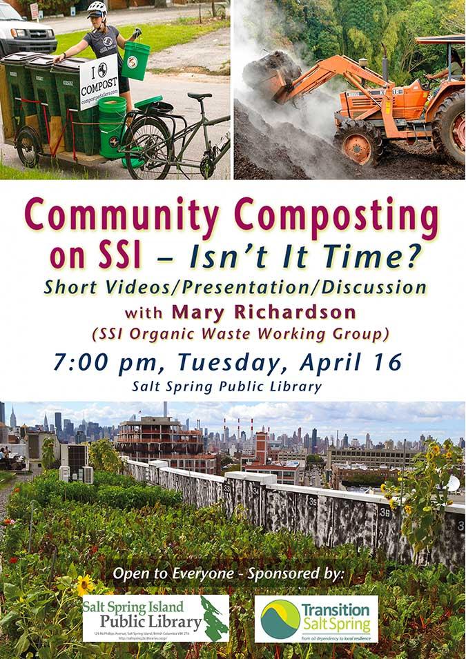 Community Composting @ Community Program Room