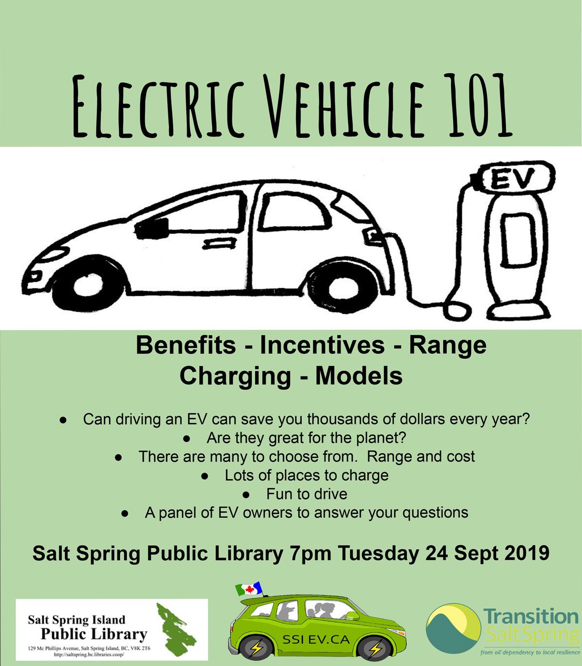 Electric Vehicle 101