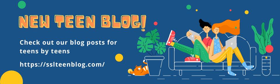 Teen Blog